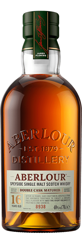 aberlour 16 years old speyside single malt scotch whisky