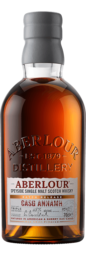 aberlour casg annamh speyside single malt scotch whisky