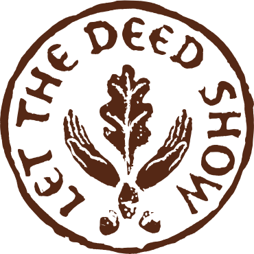 let the deed show logo aberlour speyside single malt scotch whisky
