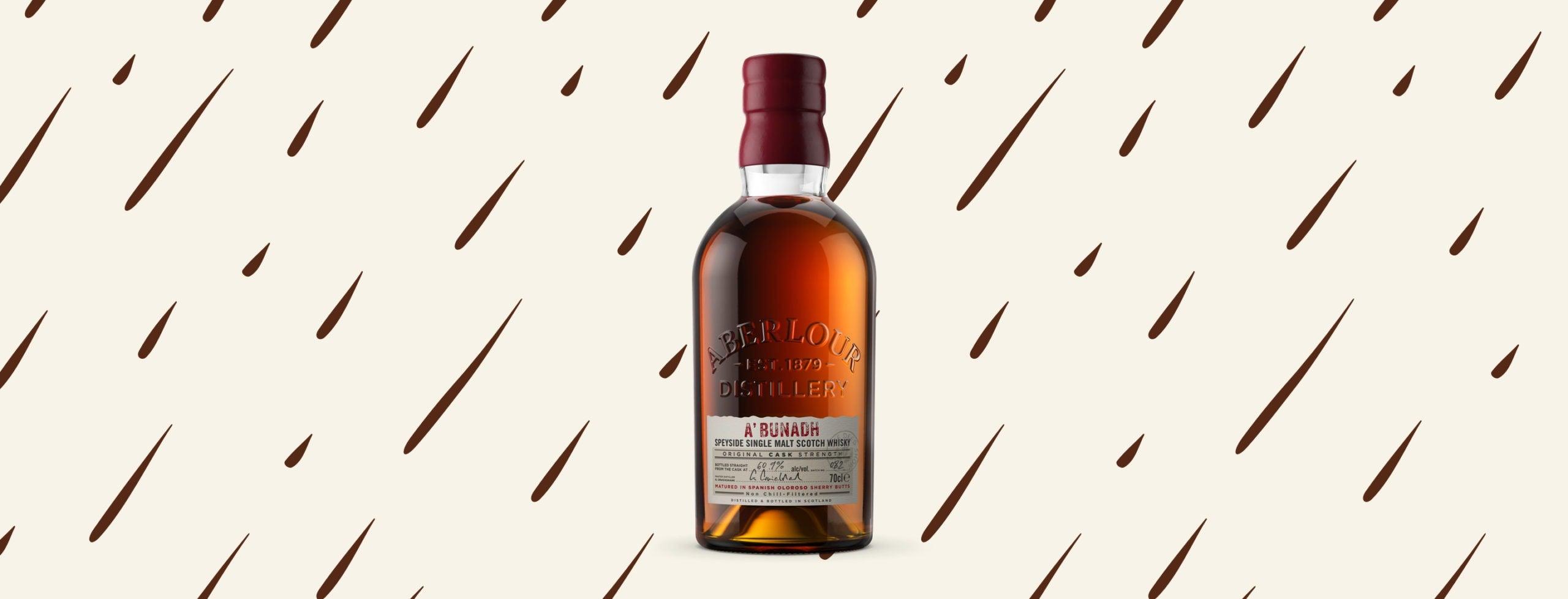 aberlour abunadh speyside single malt scotch whisky